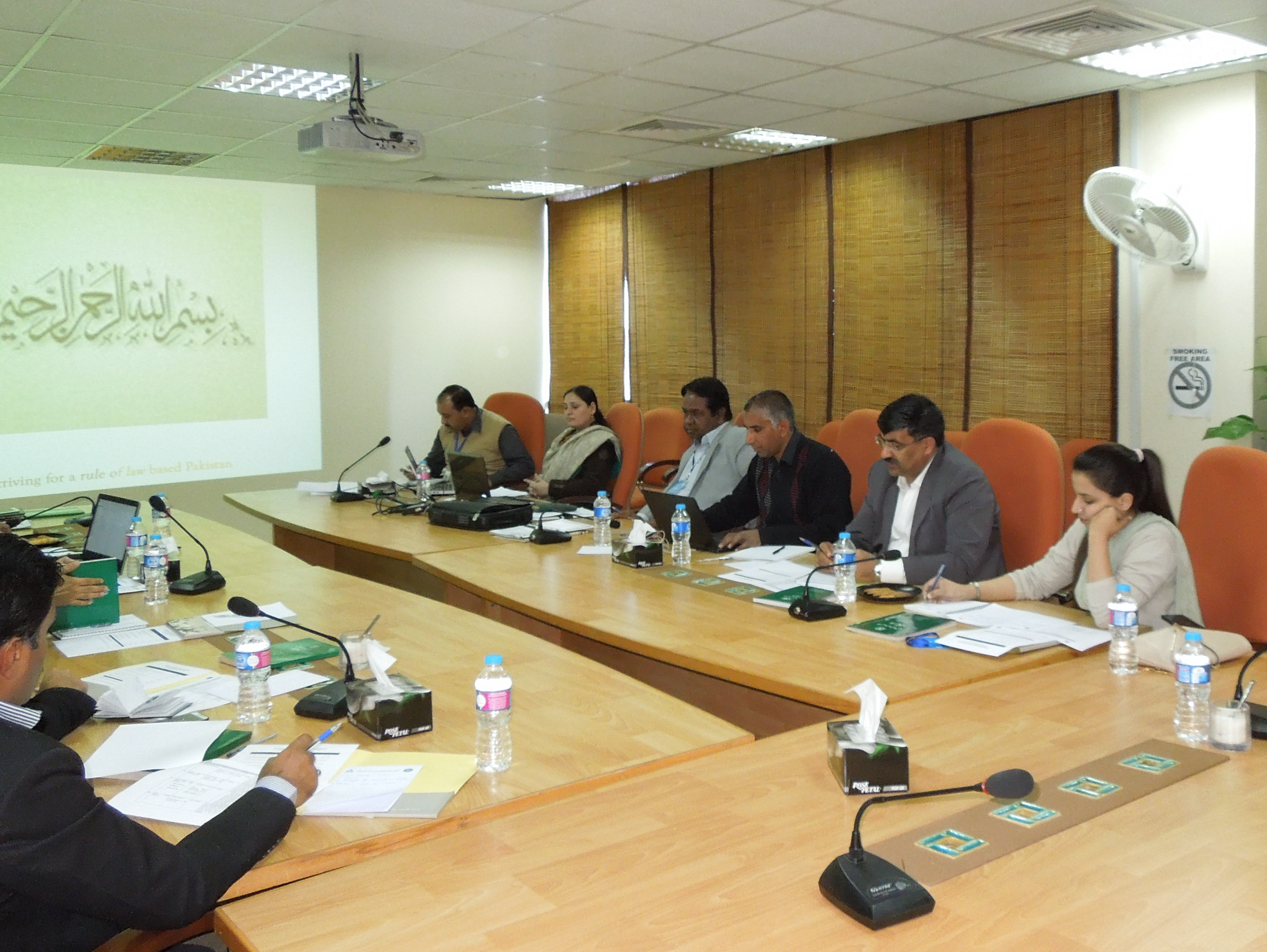 Project Orientation Session at PPAF
