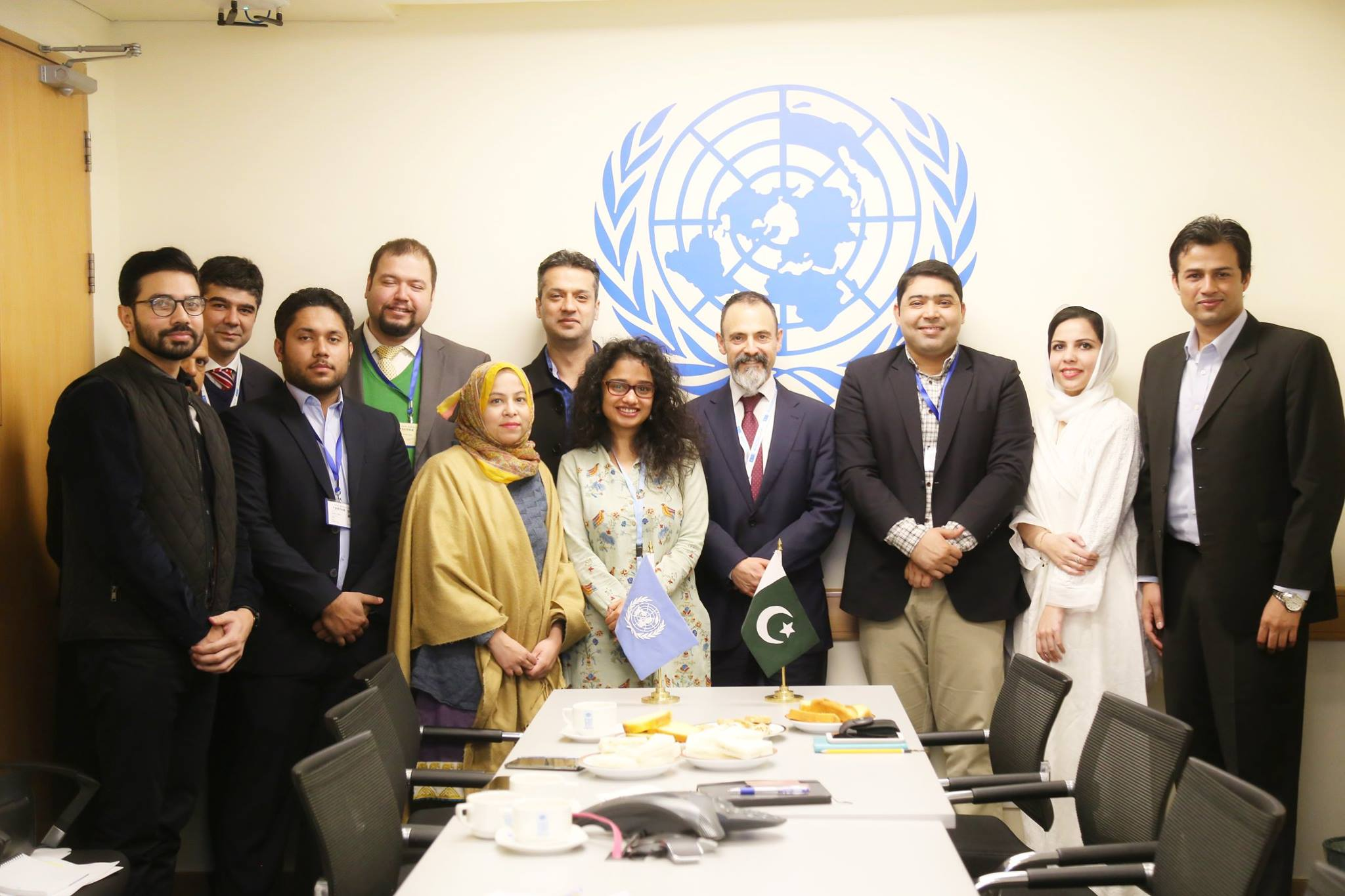 UNDP signed partnership MOU with PJN on SDG 16