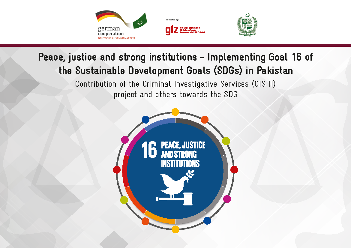 Advocacy Justice and the SDGs