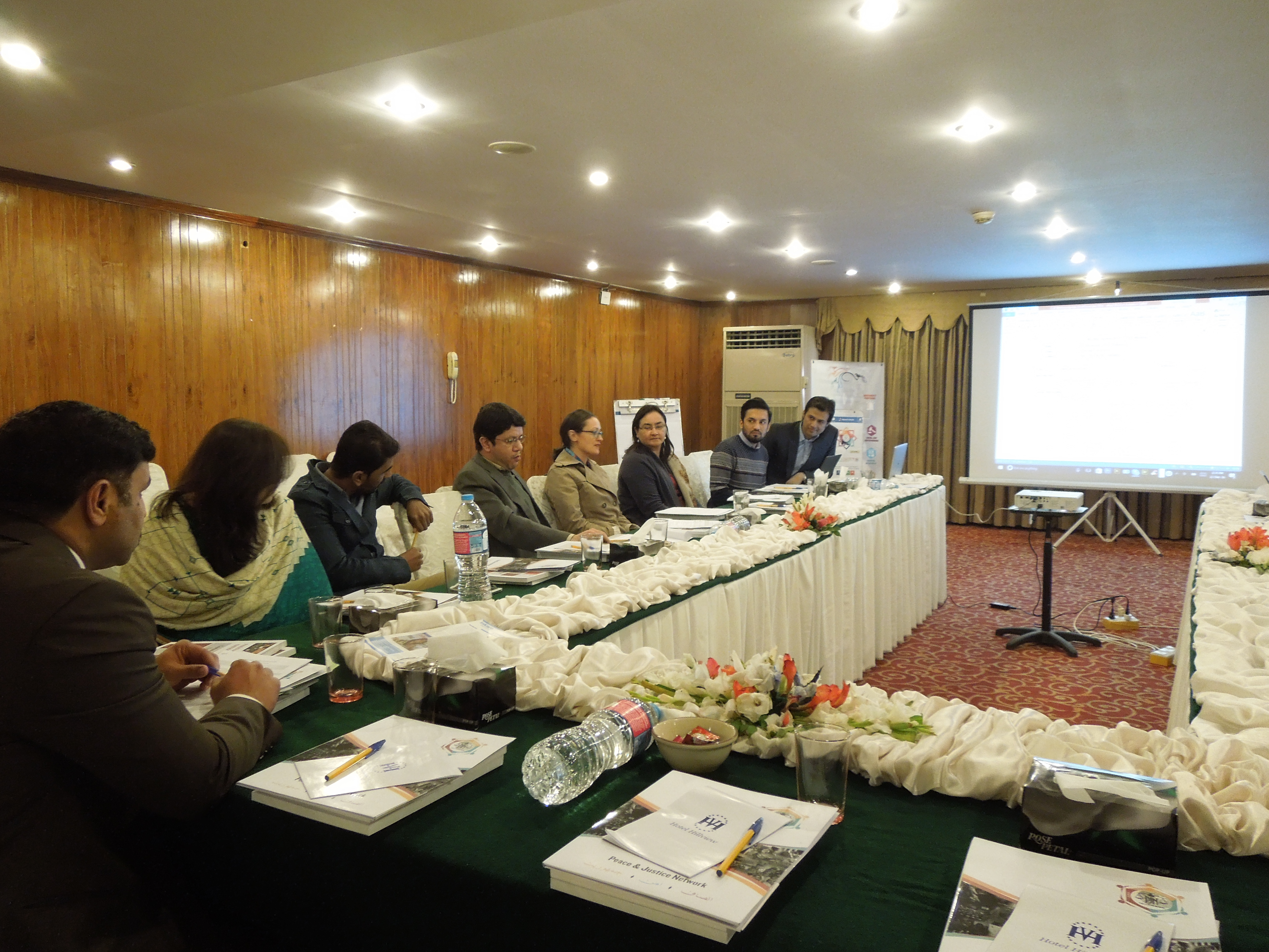 CLSF 6th Coordination Meeting 22nd December, 2016
