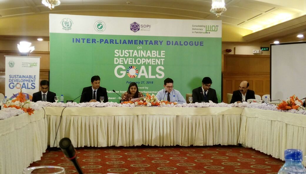 Inter-Parliamentary Dialogue on SDGs
