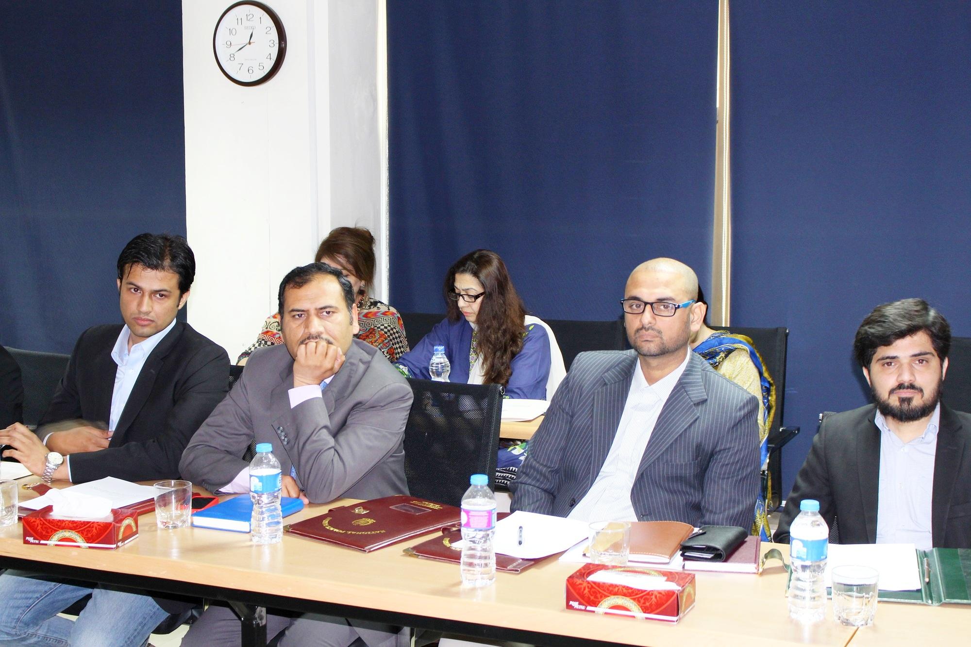 National Police Bureau Stakeholder Coordination Meeting
