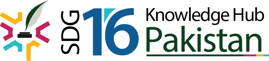 Pakistan SDG 16 Knowledge HUB